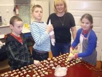 Kalētu pamatskolā atkal smaržo piparkūkas
