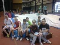 1.martā kalētnieces no Ventspils atgriežas ar medaļām