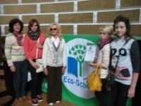 Kalētu pamatskolai atkal Zaļais karogs