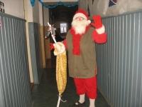 19.decembrī Ziemassvētku rūķis apciemo Kalētu pamatskolas skolēnus