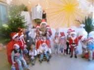Pirmsskolas Ziemassvētki
