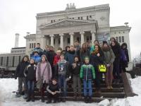 Aktīvo un centīgo skolēnu ekskursija