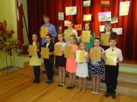 2014./15.m.g. noslēgums Kalētu pamatskolā