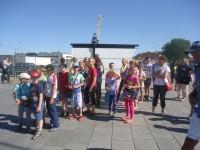 Kalētu pamatskolas 2014./15.m.g. aktīvo skolēnu ekskursija uz Lietuvu
