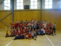 Olimpiskā diena Kalētu pamatskolā