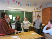 Valodu un mākslas projekta diena