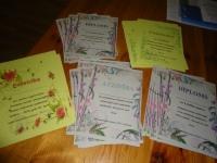 Priekules novada svešvalodu pasākums Kalētu pamatskolā