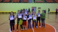 Liepājas rajona sporta skolas sacensības vieglatlētikā Aizputē