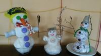 Sniegavīru izstāde