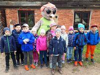Kalētu pirmsskolas piedzīvojumi Meža ABC
