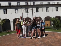 """Erasmus+ projekta """"Numeracy@English"""" aktivitātes Itālijā"""
