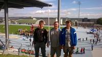 Mūsu sportisti atgriežas no sacensībām Čehijā